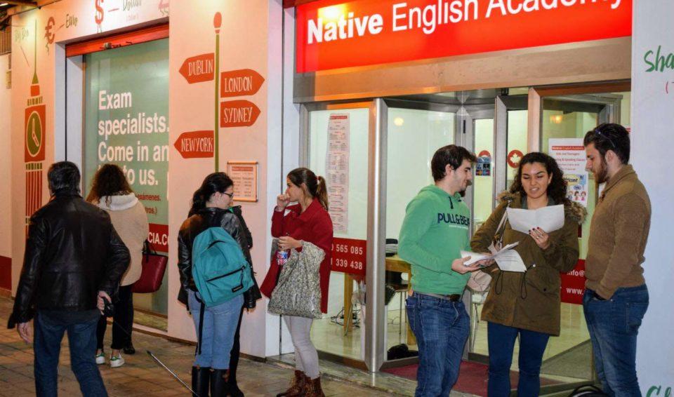 Cursos de inglés para adultos (General Standard)