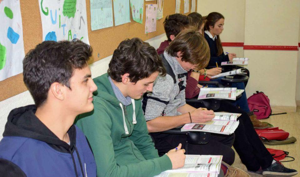 Clases de inglés para jóvenes nivel B2