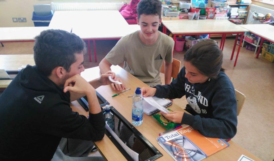 Clases de inglés para jóvenes nivel C1