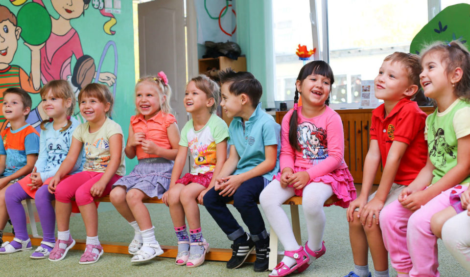 Clase de inglés para niños principiantes