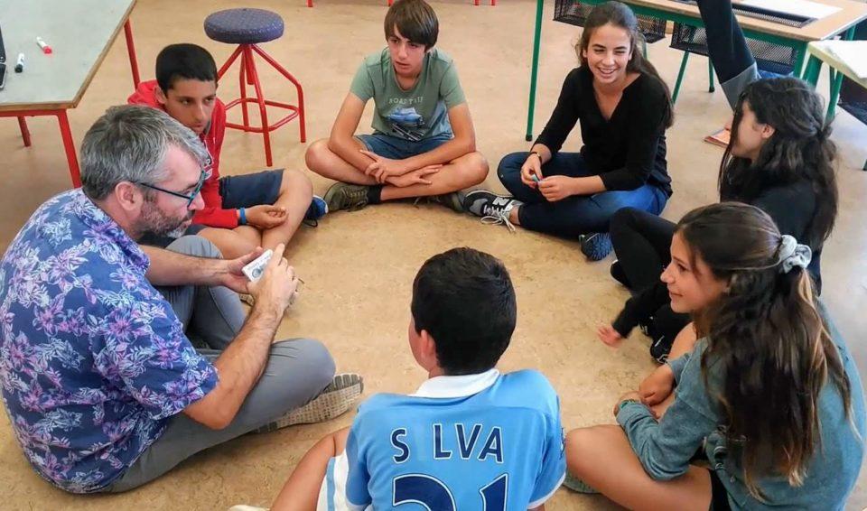 Conversaciones en inglés para jóvenes