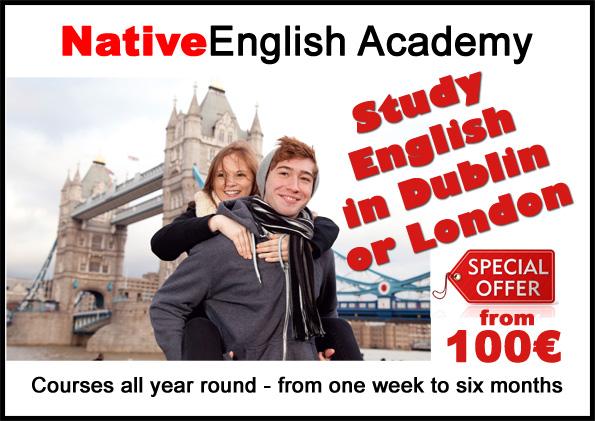Dublín para aprender inglés foto