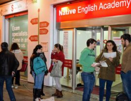 English courses in Valencia (General Standard)