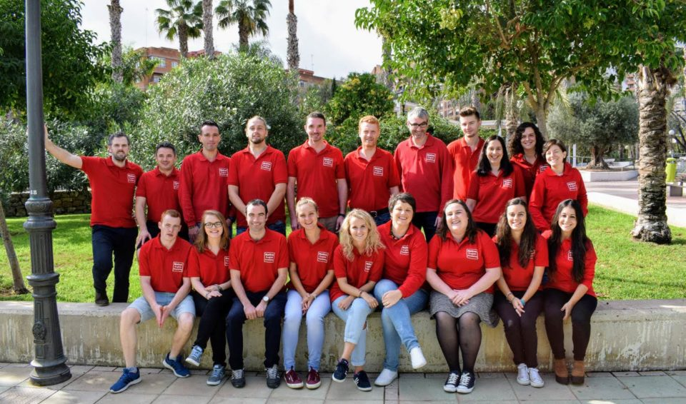 English courses for adults in Valencia