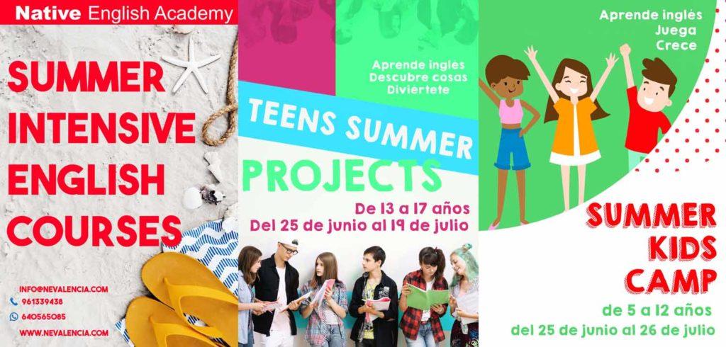 Cursos de verano en Valencia