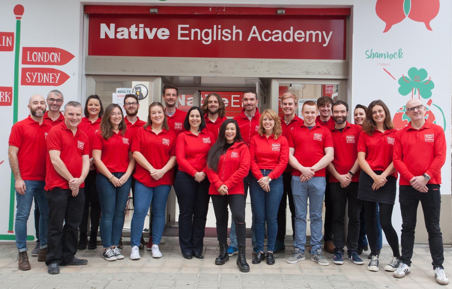 Cursos de Inglés para adultos en Valencia