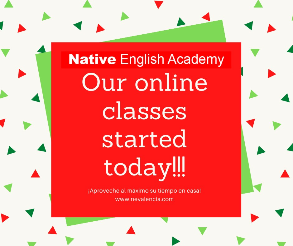Online classes at Native English