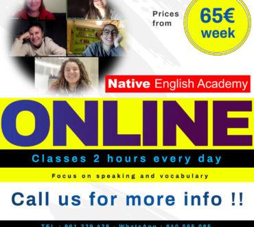 ¡Nuevas clases online todos los lunes!