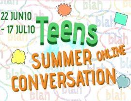 Curso intensivo de verano para jóvenes